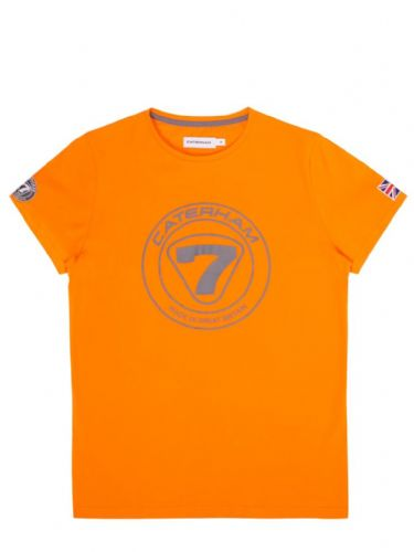 CATERHAM 7 ORANGE TEE SHIRT
